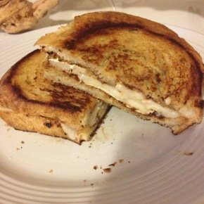 Fig Butter GrilledCheese