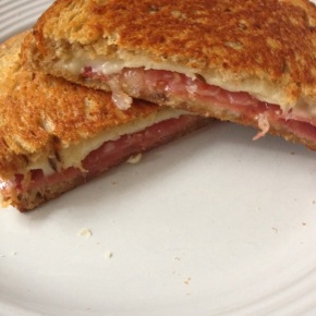 Alpine Grilled Cheese