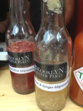 Brooklyn Oyster Party