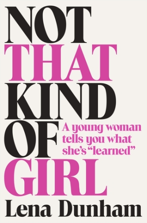 Book Review: Not That Kind of Girl
