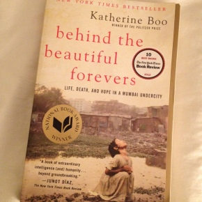 Book Review: Behind the Beautiful Forevers