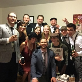 30 Before 30: #12 – Throw a ThemeParty