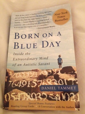 Book Review: Born on a Blue Day
