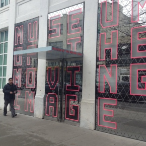 30 Before 30: #16 – Go to the Museum of the MovingImage