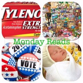 Monday Reads