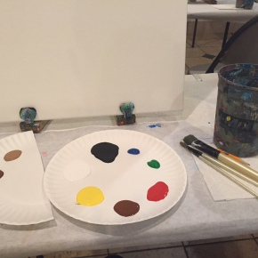 30 Before 30: #18 – Take a One-off ArtClass