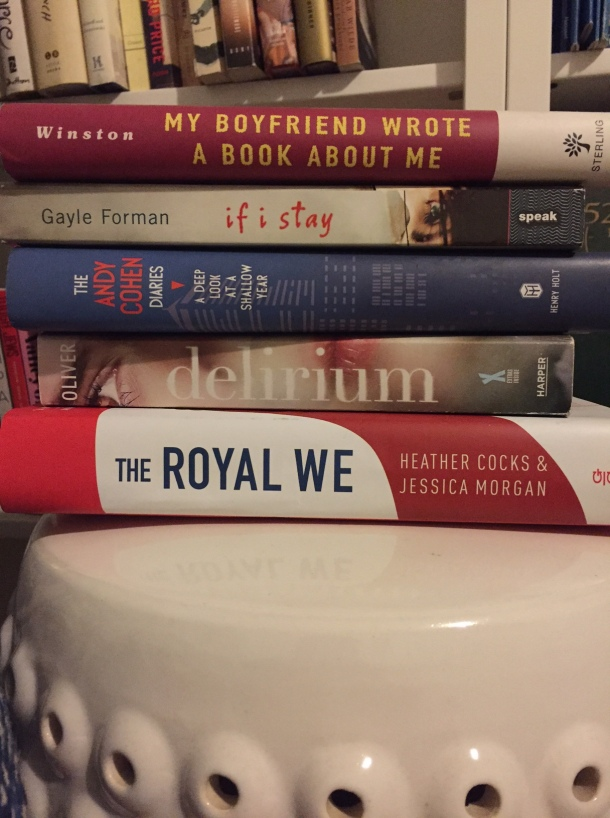 reading list - girls trip
