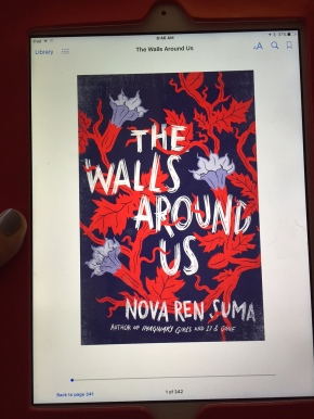 Book Review: The Walls AroundUs