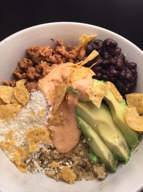 Quinoa Taco Bowls