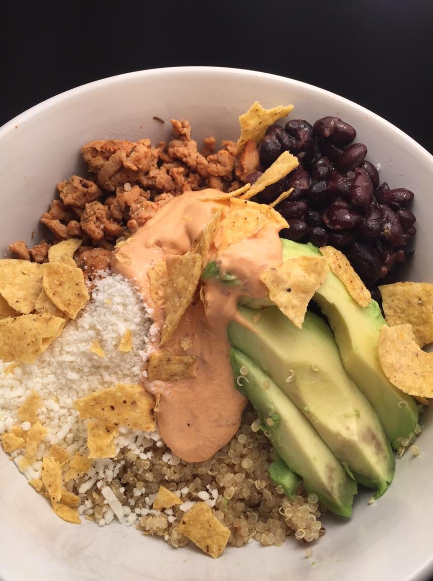 quinoa taco bowl1