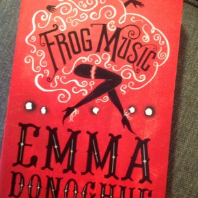 Book Review: FrogMusic