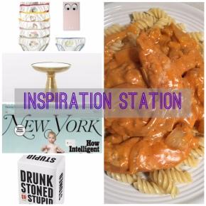 Inspiration Station: When Harry MetSally