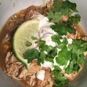 White Chicken Chili