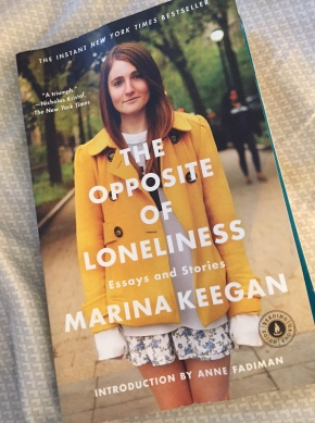 Book Review: The Opposite of Loneliness