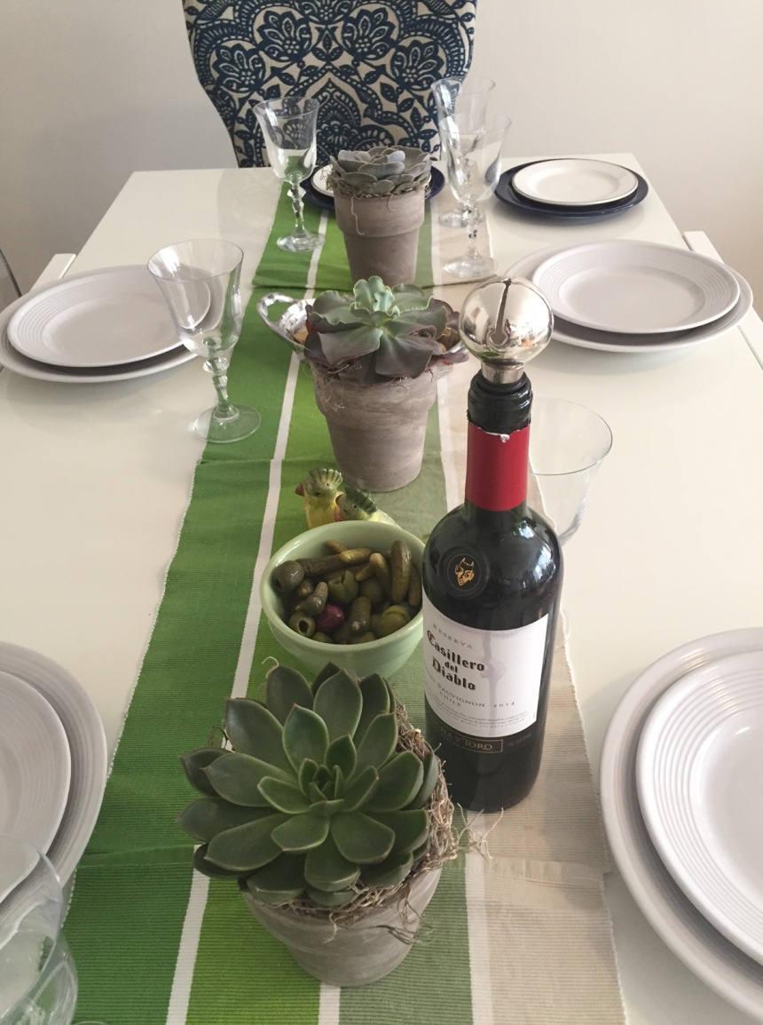 passover table1