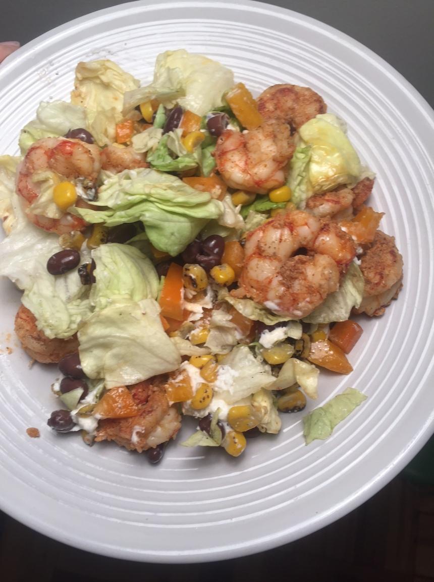 southwestern shrimp salad4