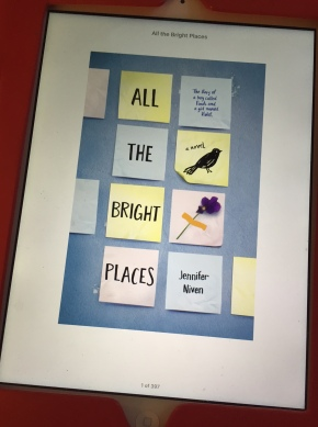 Book Review: All The BrightPlaces