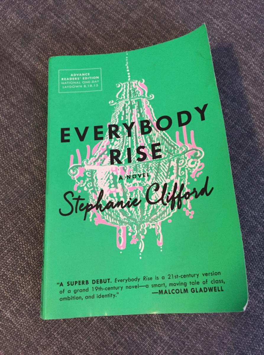 Book Review: Everybody Rise