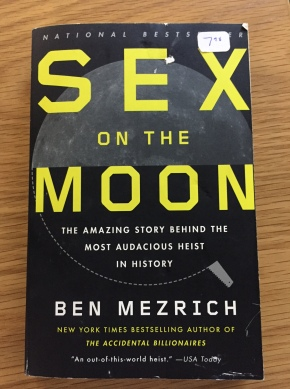 Book Review: Sex on the Moon