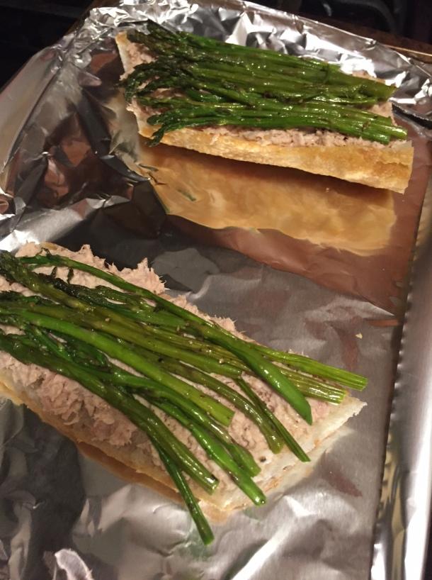 tuna asparagus melt1