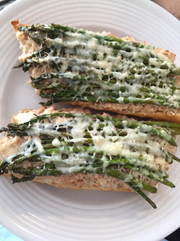 tuna asparagus melt3