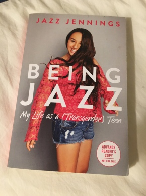 Book Review: Being Jazz