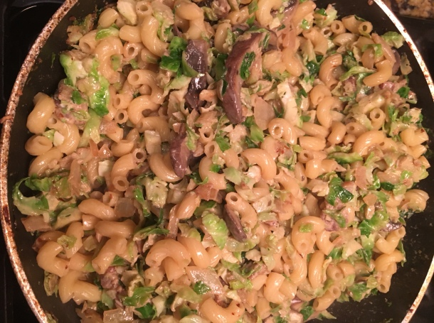brussels sprout bacon pasta5