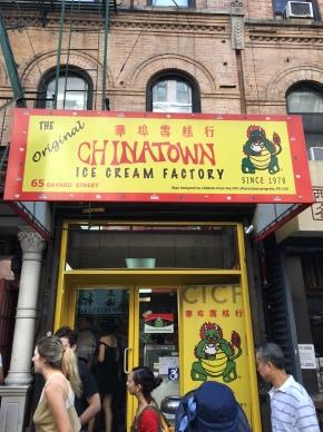 The Original Chinatown Ice CreamFactory