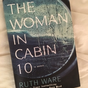 Book Review: The Woman In Cabin10