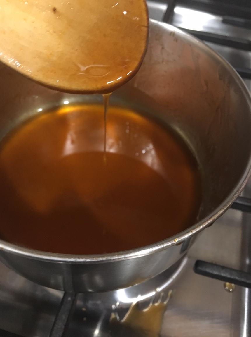 thanksgiving - hot honey