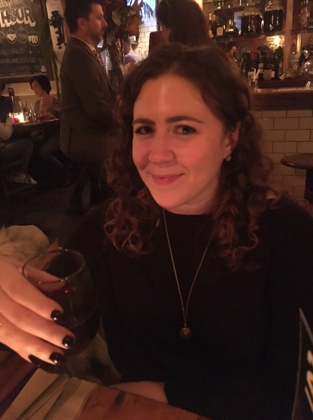 grabbing a drink with - jourdan cohen