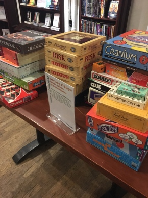 PSA: Booze, Books, and Board Games at HousingWorks