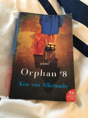 Book Review: Orphan #8