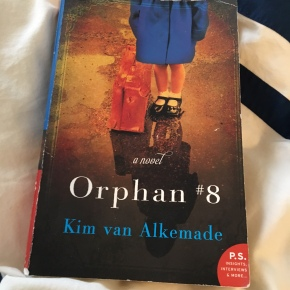 Book Review: Orphan#8