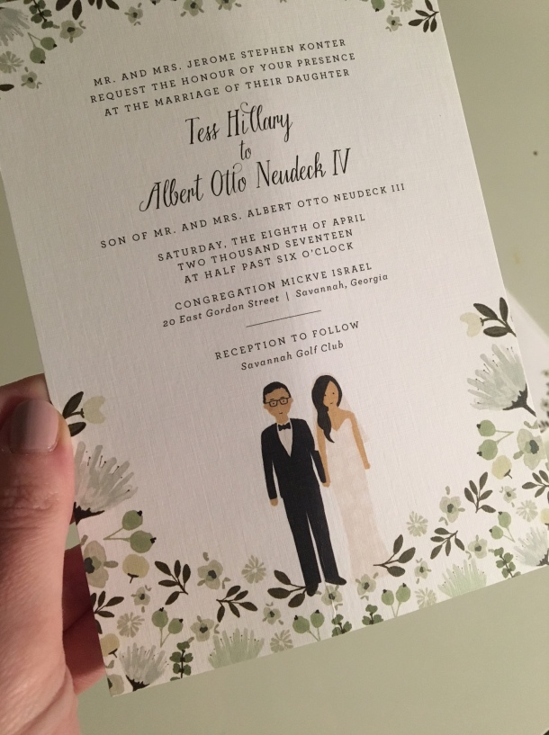wedding invitation2