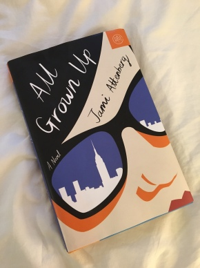 Book Review: All Grown Up