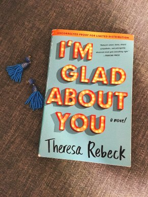 Book Review: I'm Glad About You