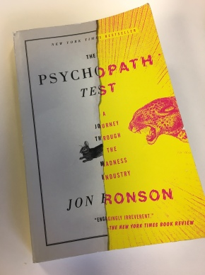 Book Review: The Psychopath Test
