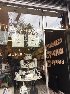 PSA: Bag-all