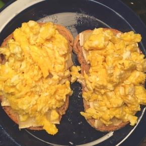 Brie, Eggs, and TruffleToast