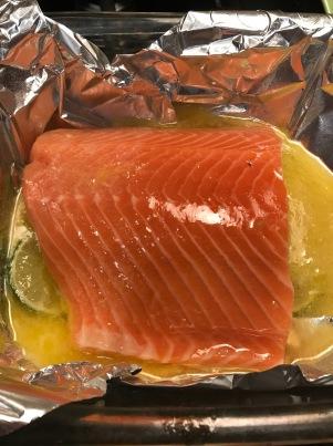 honey cilantro lime salmon2