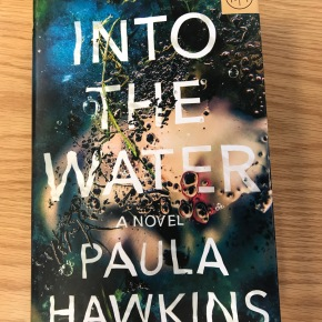 Book Review: Into TheWater