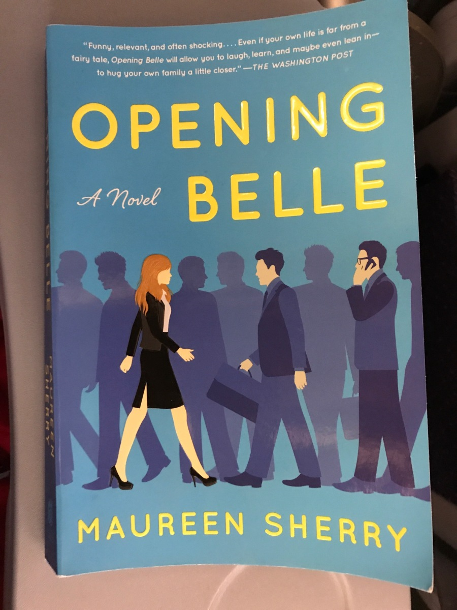 Book Review: Opening Belle