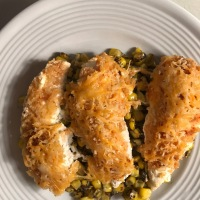 Southwestern Sour Cream Chicken
