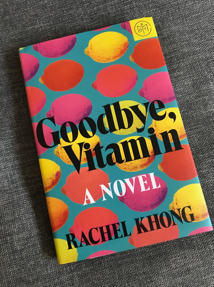 Book Review: Goodbye Vitamin