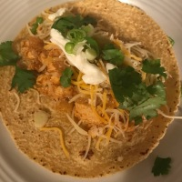 Inside-out Enchiladas