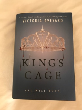 Book Review: KingsCage
