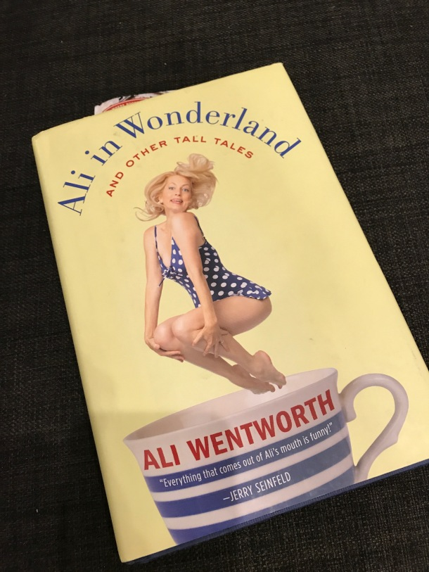 reading list thanksgiving - ali in wonderland