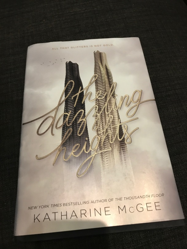 reading list thanksgiving - dazzling heights