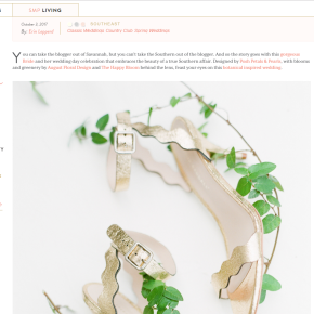 We're on Style Me Pretty!
